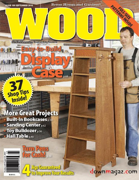 free woodworking magazines