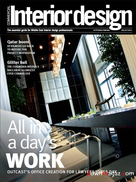 Commercial Interior Design May 2011 Download PDF
