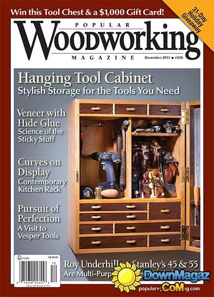 Popular Woodworking 208 December 2013 187 Download Pdf