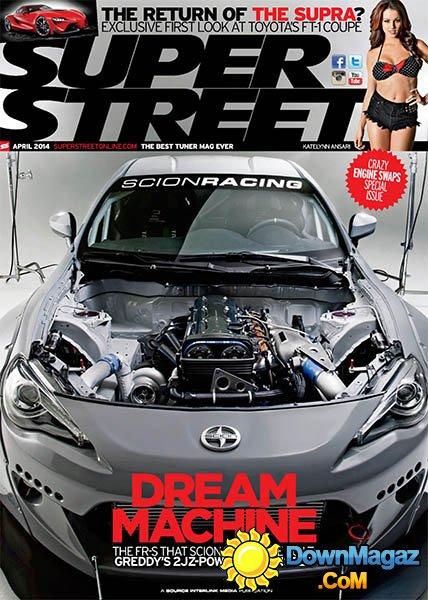 Super Street April 2014 Download PDF Magazines