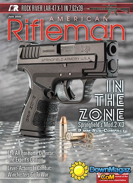 American Rifleman June 2015 187 Download Pdf Magazines Magazines Commumity