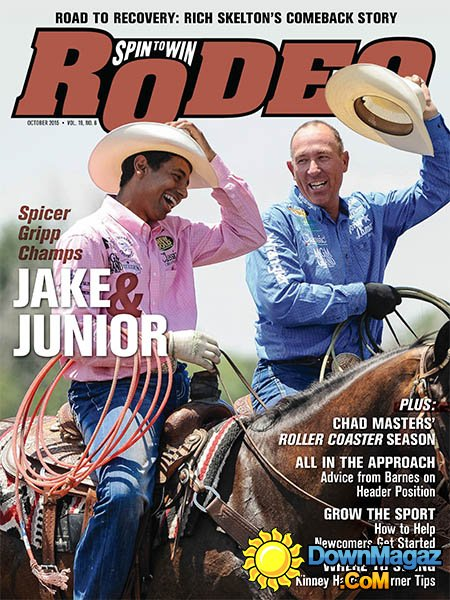 Spin To Win Rodeo USA - October 2015 » Download PDF ... on Kirkland's Spin To Win Iphone id=63090
