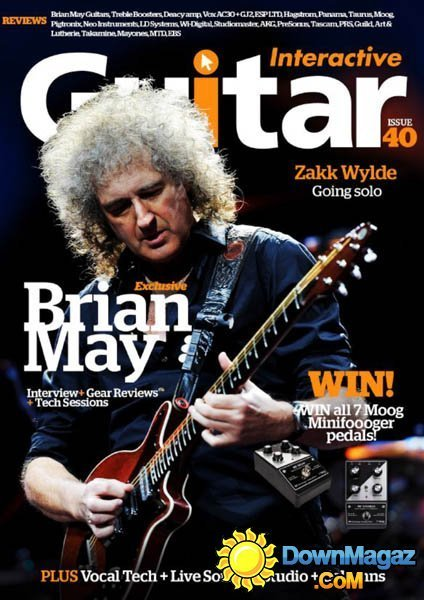 Guitar Interactive - Issue 40, 2016 » Download PDF ...