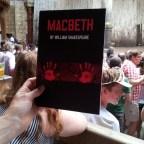 Macbeth at the Globe