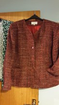 tweedy jacket