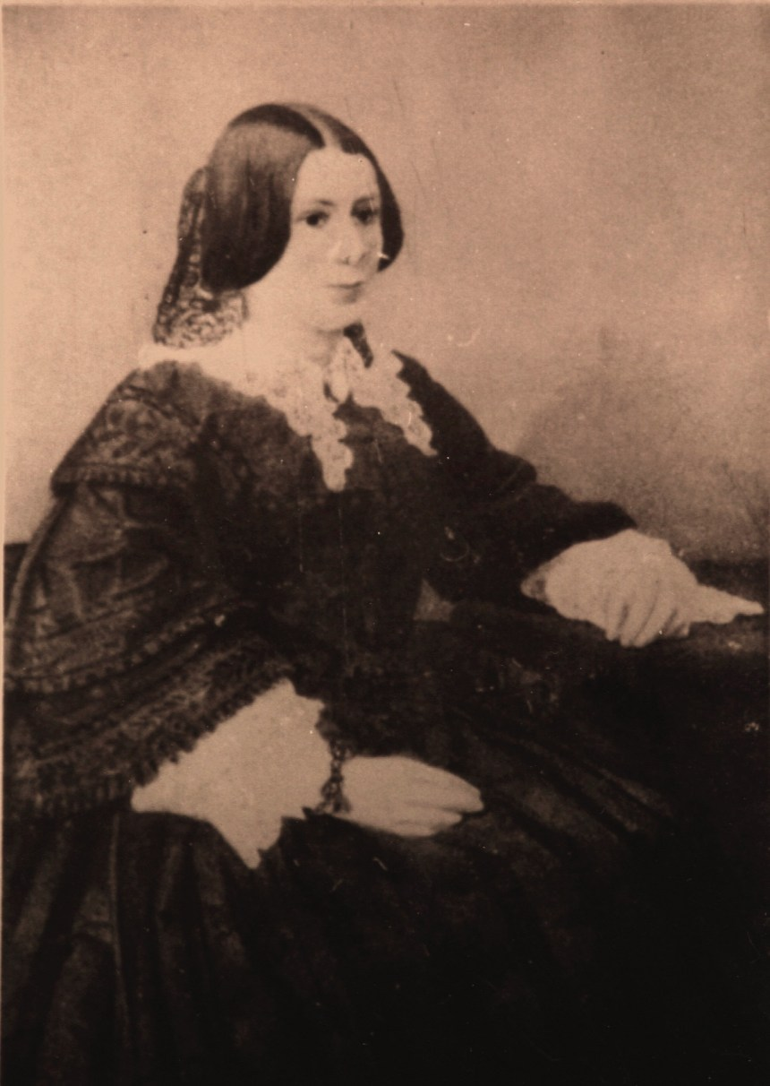 Louisa Purkis (1814-1862), married William Henry Drake (1812-1882)