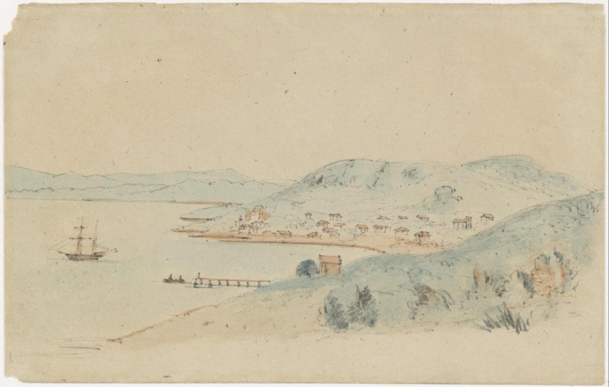 Albany King Georges Sound 1854