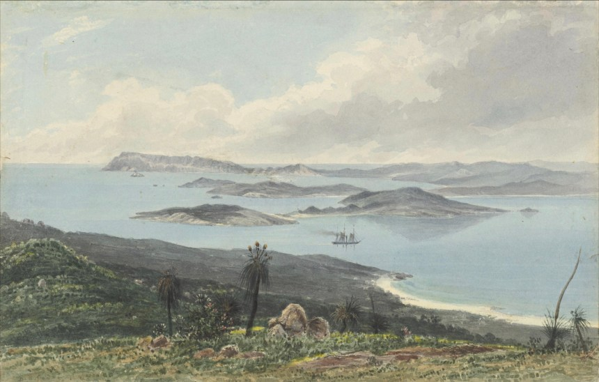 King George Sound 1854