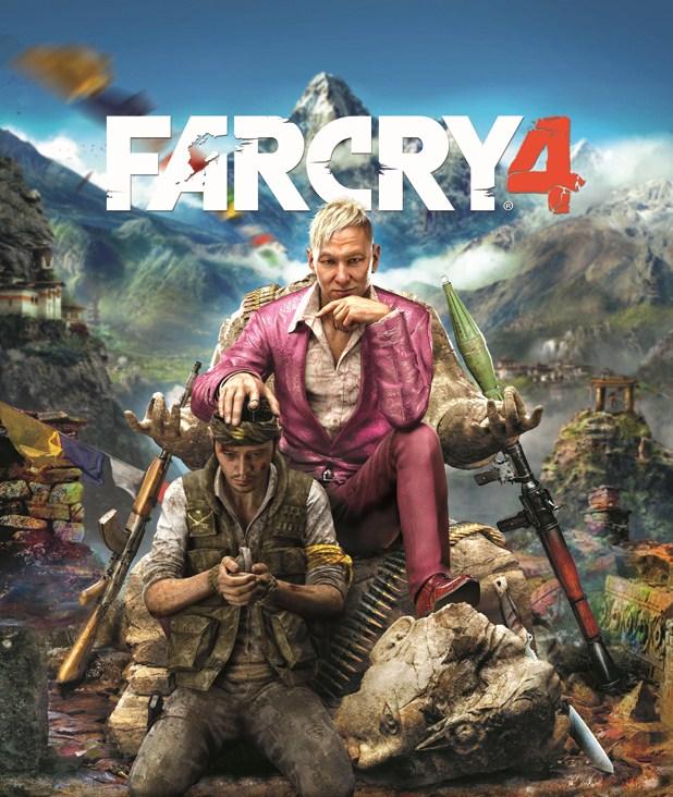 Far Cry 4 - Announcement Art