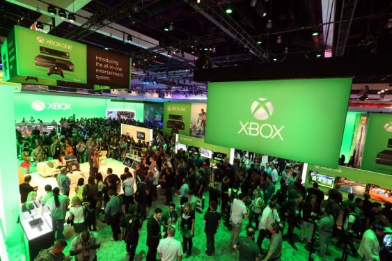 Microsoft Booth - E3 2013