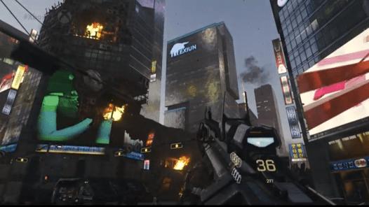 Call of Duty: Advanced Warfare E3 2014