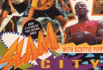 Slam City With Scottie Pippen (Boxart Cropped)