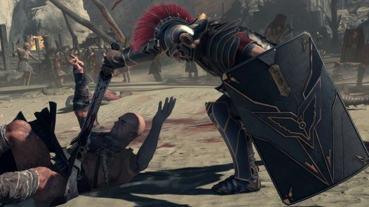 Execution - Ryse: Son of Rome
