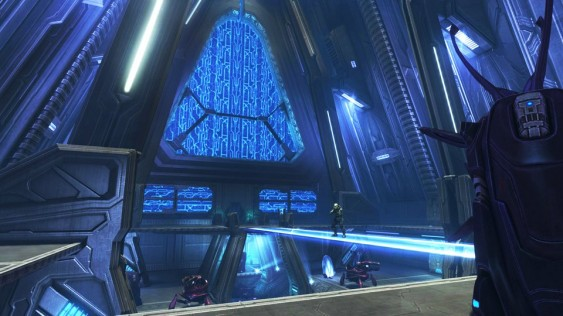 Halo CE Anniversary (Remastered) Light Bridge