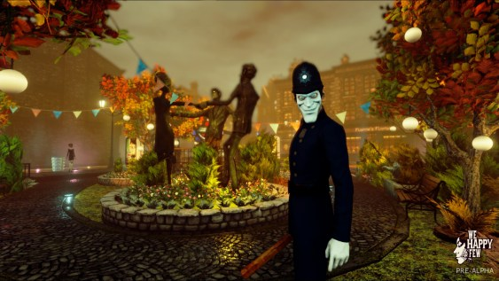 Bobby Police We Happy Few (Pre-Alpha)