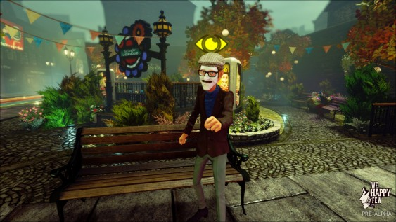 Angry Man We Happy Few (Pre-Alpha)