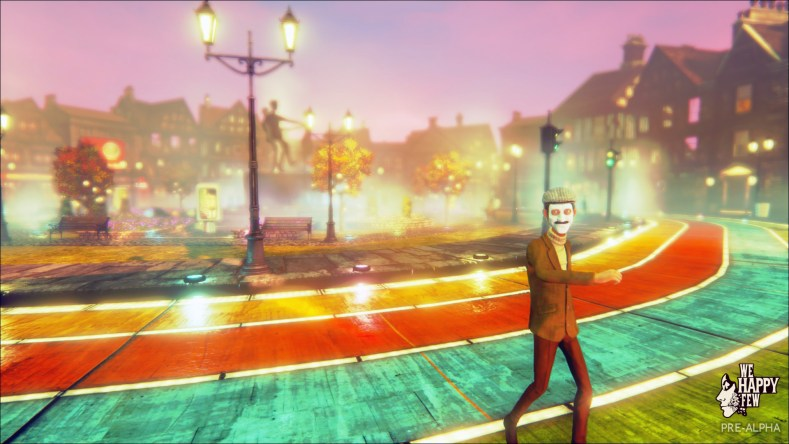 DRUGS Joy We Happy Few (Pre-Alpha)