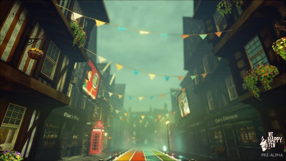 Streets We Happy Few (Pre-Alpha)