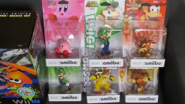 Super Smash Bros. & Mario Bros. Amiibos