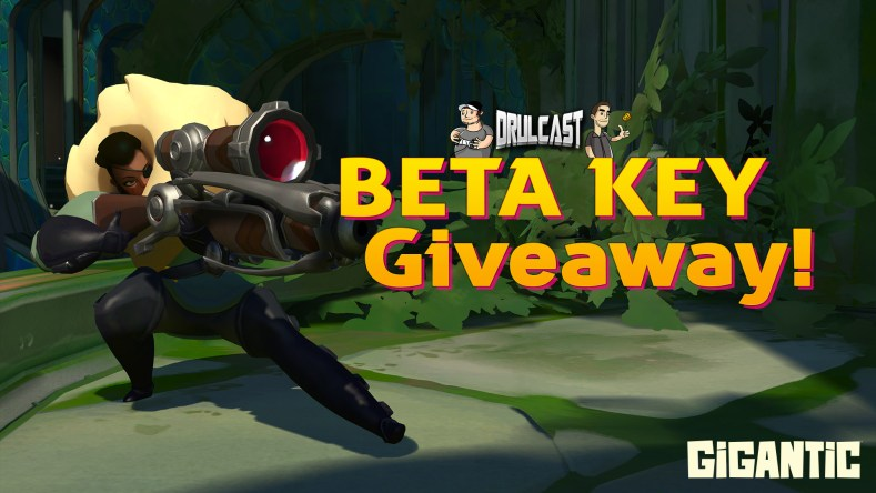 Gigantic Beta Key Giveaway! | DownRightUpLeft