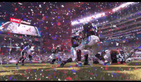 Panthers win Super Bowl 50