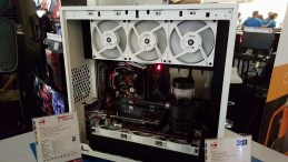 In Win 303 Inside Radiator Fans Water Cooling