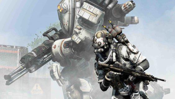 Pilot And Titan - Titanfall