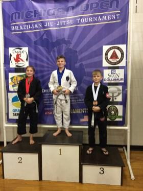 Kid medal