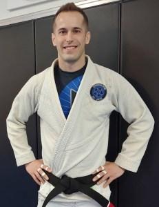 Downriver's highest ranking BJJ black belt