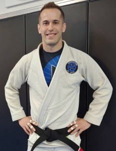 Downriver's highest ranking BJJ black belt