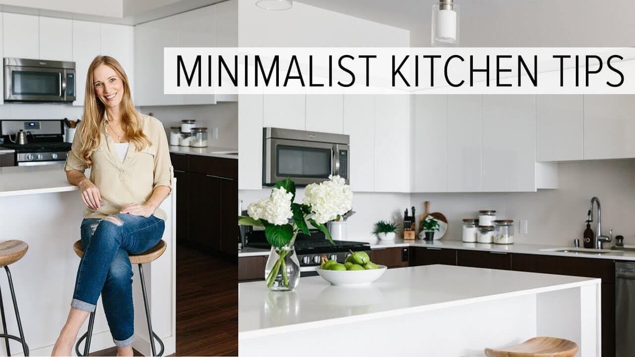 title | Minimalist Kitchen Organization