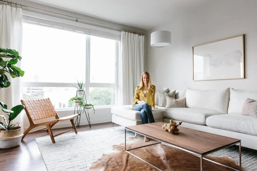 Designing my Modern and Minimalist Living Room with ... on Minimalist Room Design  id=88394