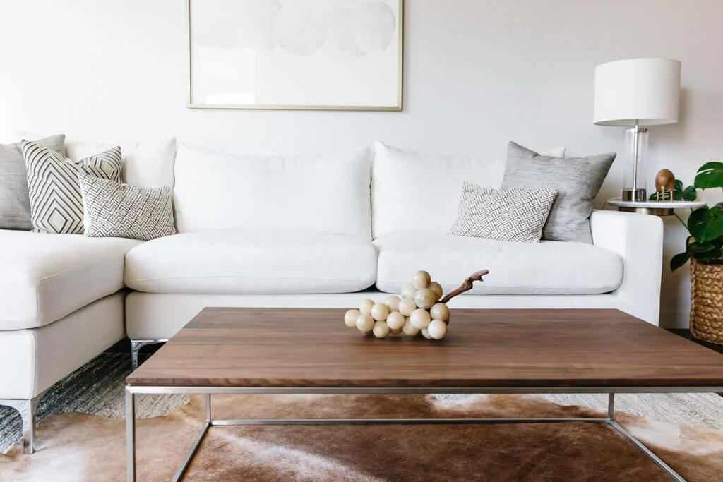 Designing my Modern and Minimalist Living Room with ... on Minimalist Living Room Design  id=41174