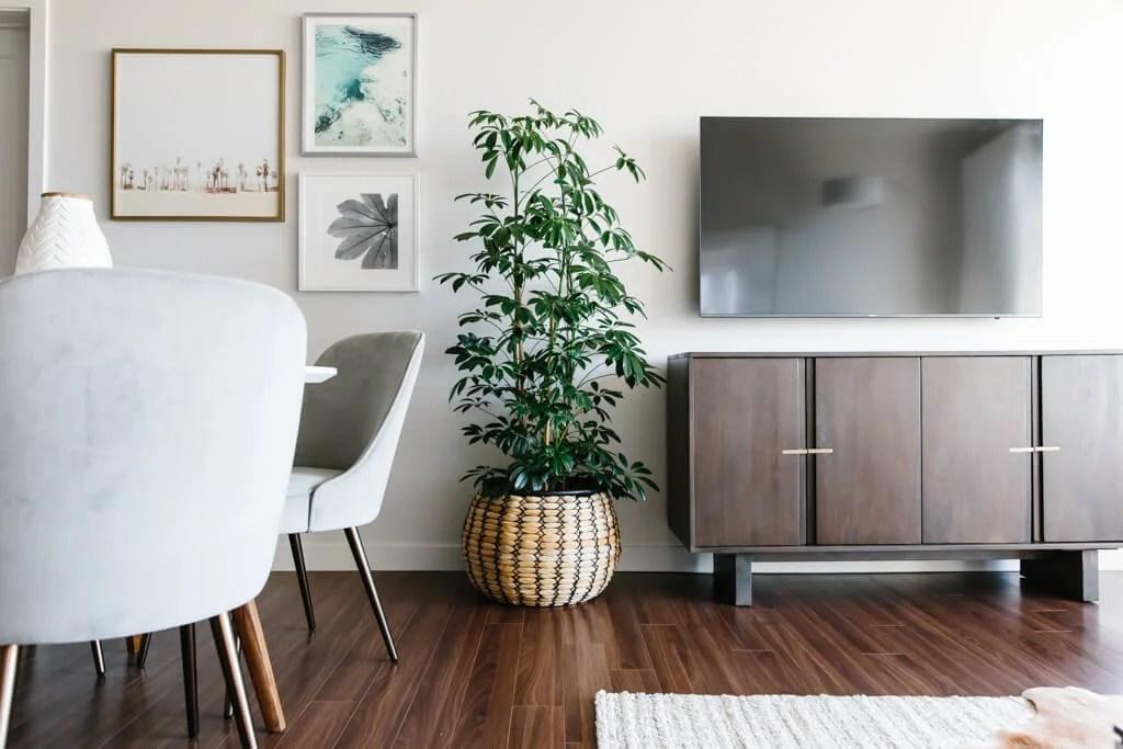 Designing my Modern and Minimalist Living Room with ... on Minimalist Living Room Design  id=89027