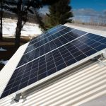 solar power portfolio central New York