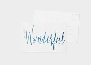 you-are-wonderful-mockup
