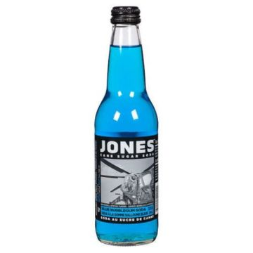 Jones Blue Bubblegum Drink