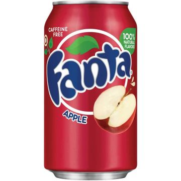 Fanta Apple Drink
