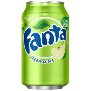 Fanta Green Apple Drink