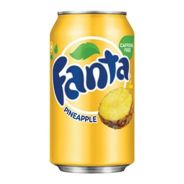 Fanta Pineapple Drink