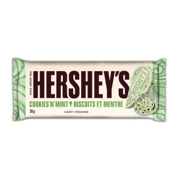 Hershey Cookies and Mint