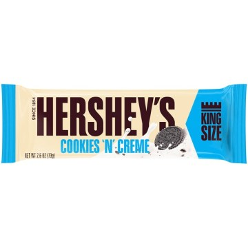 Hersheys Cookies N Cream King Size