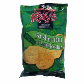 Uncle Ray's Kosher Dill Chips