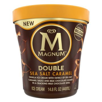 Magnum Double Sea Salt Caramel Ice Cream