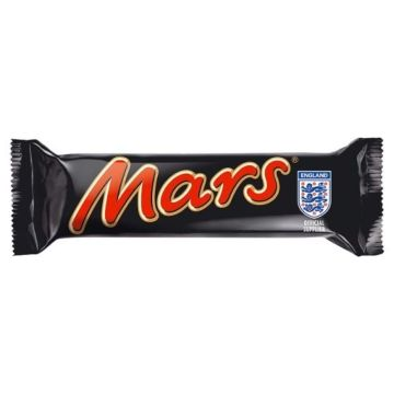 Mars Regular Size