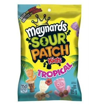 Maynard Candy Bag Size Sour Patch Tropical