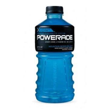 Powerade Mixed Berry Energy Drink