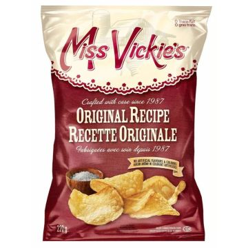 Miss Vickie's Original Recipe Chips