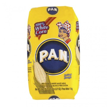 PAN White Corn Meal