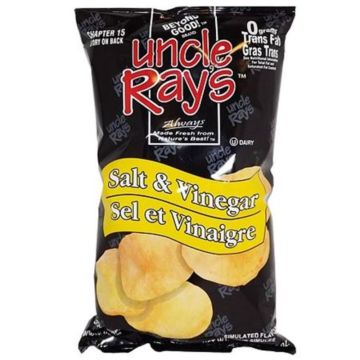 Uncle Ray's Salt and Vinegar Chips